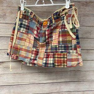 American Eagle Vintage Plaid Skirt